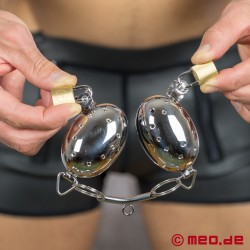 Dr. Sado's Super Evil Balls – CBT Instrument (BDSM)