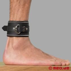 Bondage Fußfesseln schwarz Code Z