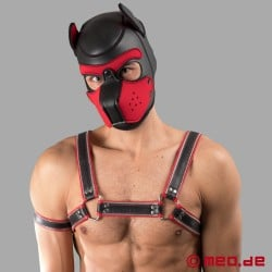 Code Z Macho Harness black/red