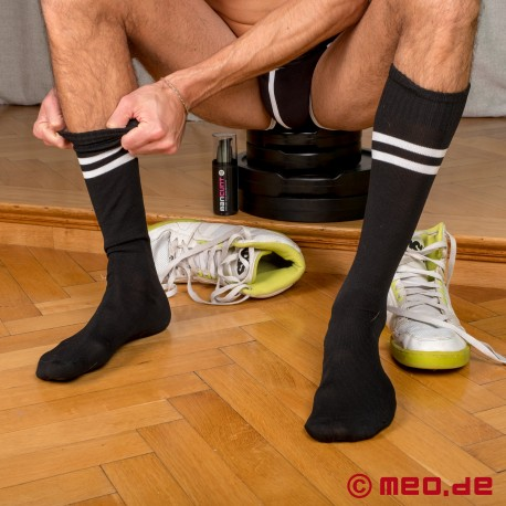 SNEAKER SOX - Sexy Fetish Football Socks