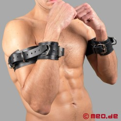 Bicep Binder – Leather bicep restraint/arm restraint