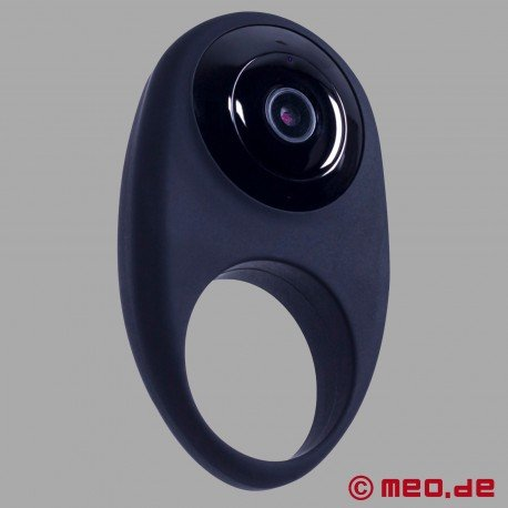 The Cock Cam - Cock Ring with a Camera
