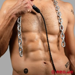 Loss of control - Long, flexible urethral vibrator