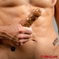 UNCUT - Penis sheath with foreskin - Penis extension with glans and foreskin