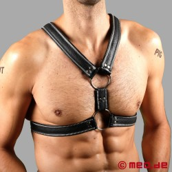 Code Z Berlin Bondage Harness schwarz