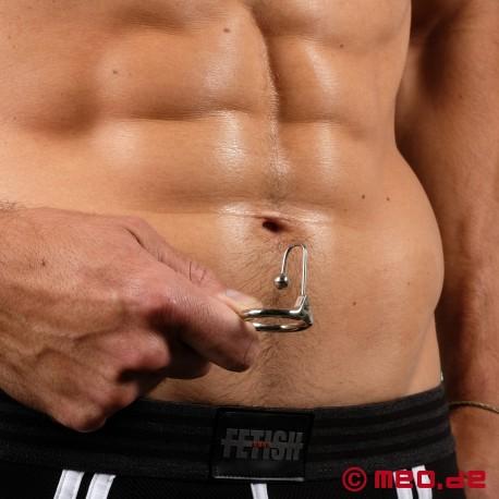 CAZZOMEO Penis Plug ® Lock N Load Sperm Stopper