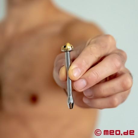 Skullpin - Penis plug with skull
