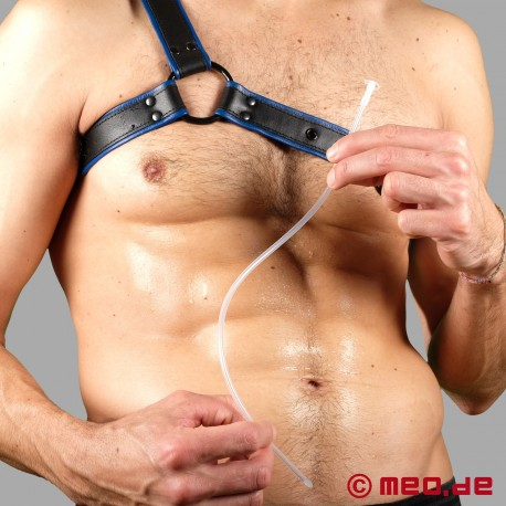 BDSM catheter made of silicone