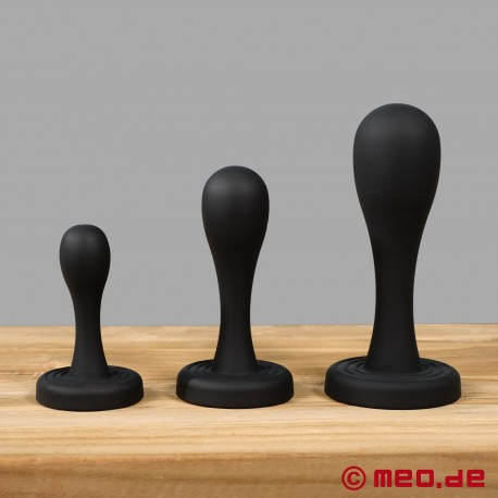 Waterdrop Anal Plug - Anatomically perfect butt plug