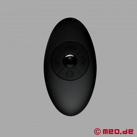 PUSH IT – Vibromasseur anal avec fonction de percussion et télécommande