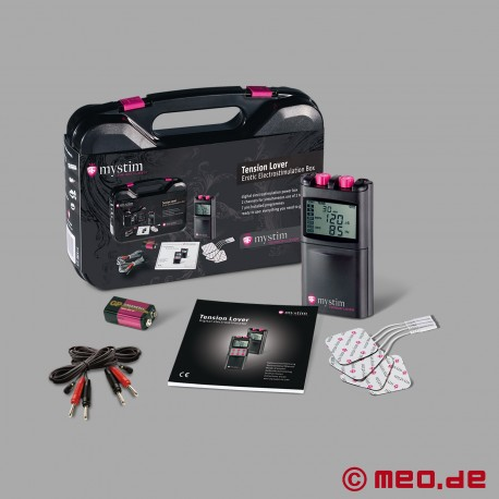 TENSION LOVER Dispositivo E-Stim / Elettrostimolatore