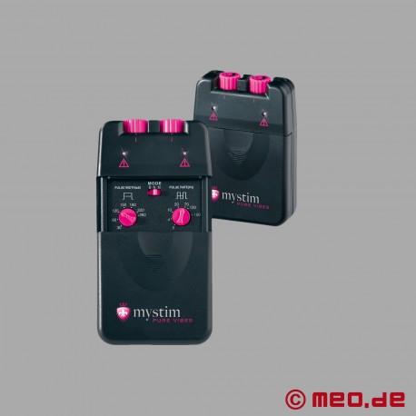 Dispostivo E-Stim PURE VIBES – Elettrostimolatore Sesso