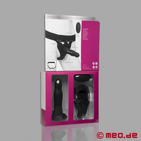 Body Extensions StrapOn – BE Aroused Strapon Dildo