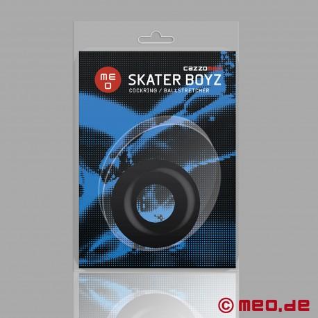 Skater Boyz Cockring Ballstretcher Hodenring von CAZZOMEO
