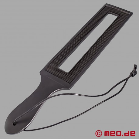 Paddle aus Metall für Spanking & BDSM