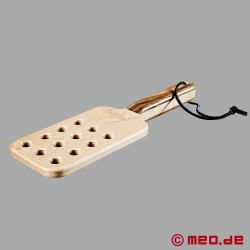 Klassisches Spanking Paddel aus Holz