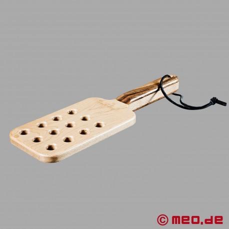 Paddle classico in legno per spanking (BDSM)