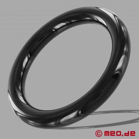 Anello per pene in metallo – Cockring lussuoso in acciaio inossidabile