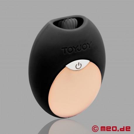 Vibratore con lingua - ToyJoy Diva Mini Tongue - lo stimolatore che lecca