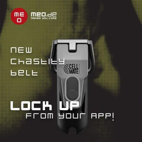 Cintura di castità CELLMATE - Cintura di castità controllata da app