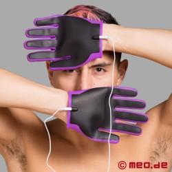 Electro Conductive Estim Gloves