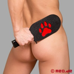 Bad Puppy ® Paw Paddle pour la fessée (Spanking) & le BDSM