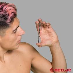 Uro Stick Smooth Cum Rattle – – Le meilleur plug urètre pour homme