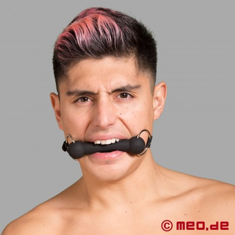 Mouth gag - Bite gag for bondage slaves