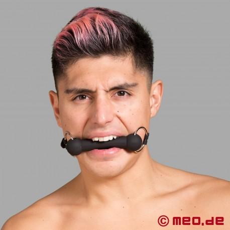 Mundknebel - Beißknebel für Bondage Sklaven