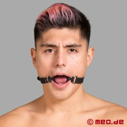 Mouth gag - Waterproof O ring gag