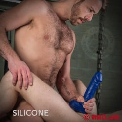 Crackstuffers Strom - Silicone Dildo