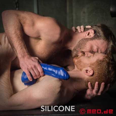 Crackstuffers Slade - Gode en silicone