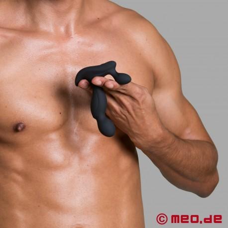 Vibratore Massaggiatore della Prostata con Attacco USB Alpha Male Elite