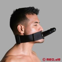 Gode Strap-On – Gode ceinture pour la cuisse, la cheville ou la tête