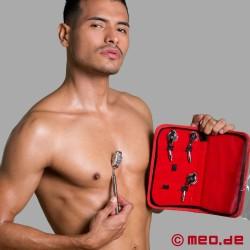 Dr. Sado set rotelle con punte per BDSM