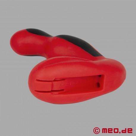 Massaggiatore prostatico elettrostimolante in silicone Habanero
