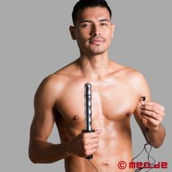 Mighty Merlin Dildo con impugnatura - Elettrostimolazione da soft a hard