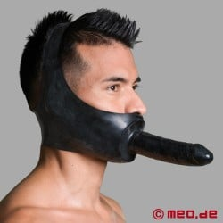 Face Fucker Strap On Mask