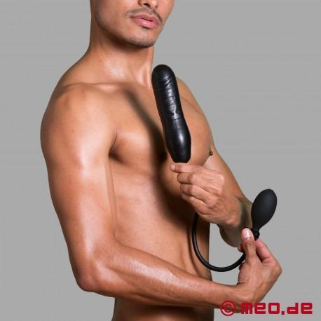 Black Inflatable Dildo