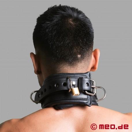 San Francisco Lockable Bondage Collar