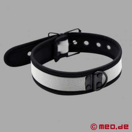 Collare BDSM - grigio
