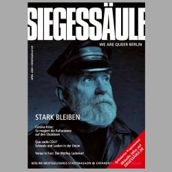 Siegessäule Berlin - We are queer - Berlin's most popular city magazine