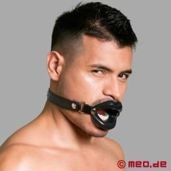 BAD BOY GOOD LIPS : Cock Sucker Mouth Gag