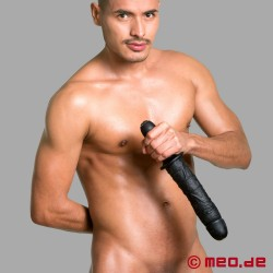 The Violator Dildo mit Griff und Vibration