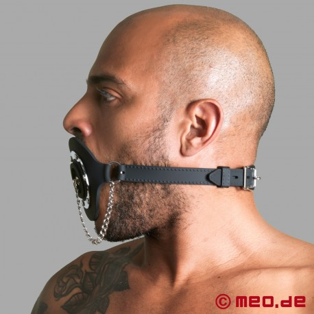 Gag with plug - BDSM highlight from Dr. Sado