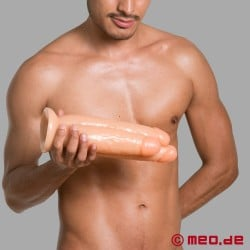 Massive Triple Threat – realistischer, dreifacher Dildo