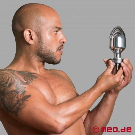 INTIMIDATOR Extreme - Butt plug per l'elettrosex