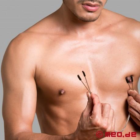 Nipple Tweezer: clip per capezzoli regolabili