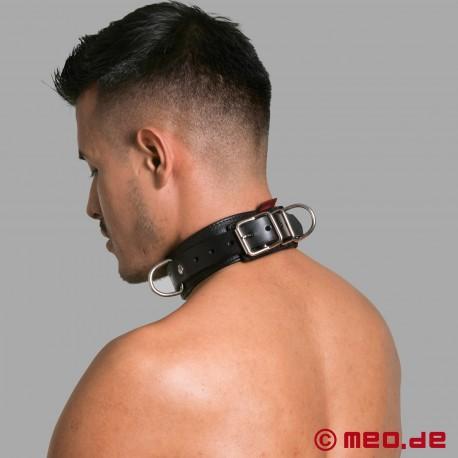 Bondage Leather Collar