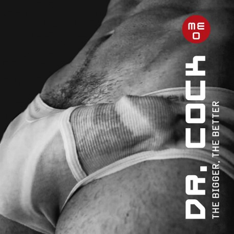 Dr. Cock - Pompa professionale con manometro per l'allungamento del pene